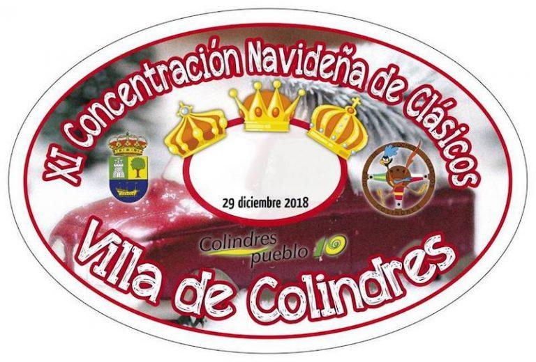 XI Concentracion Navideña de Clasicos de Colindres