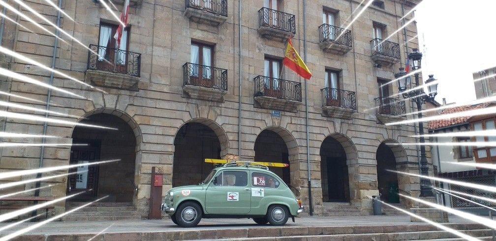Imágenes de la VII concentracion Seat 600 Cantabria