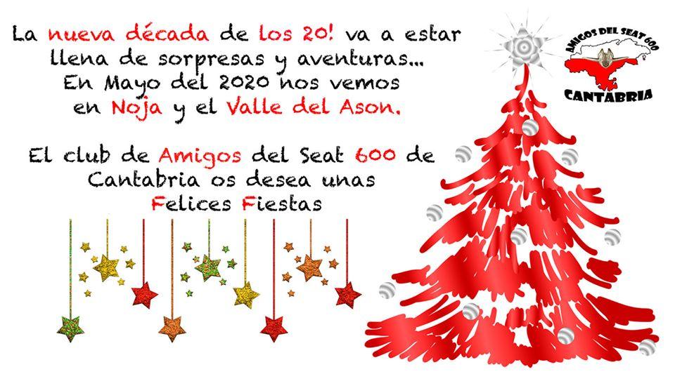 Feliz Navidad y Prospero Año Nuevo.