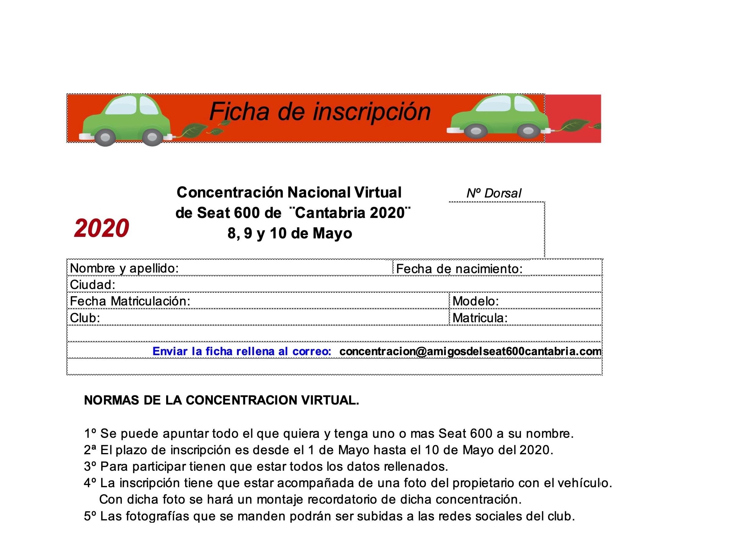 Reunión virtual Seat 600